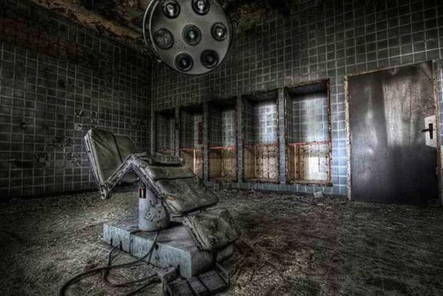 The Dentist, No Escape,London
