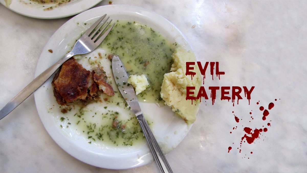 Pie & Mash Shop / Evil Eatery Do Stuff Escape Games, London