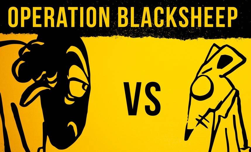 Operation Blacksheep, ClueQuest,London