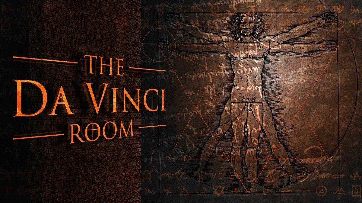 Da Vinci Room, EscapeLondon