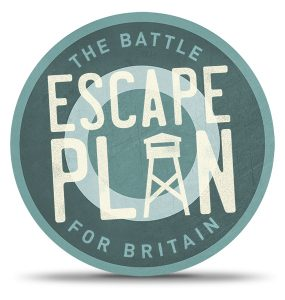 The Battle for Britain, Escape Plan