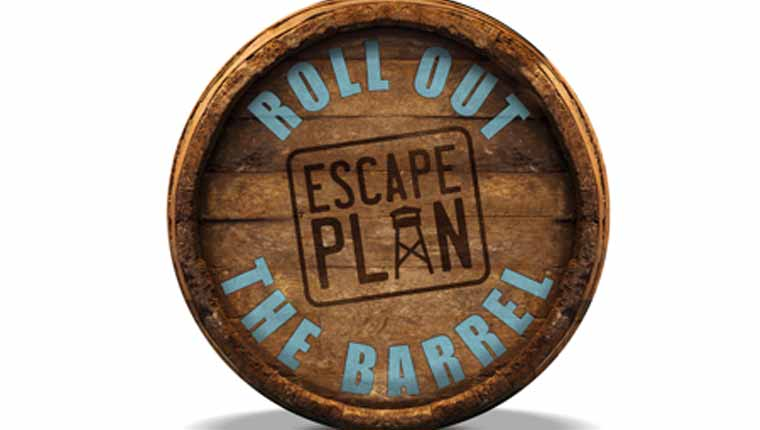 Roll Out the Barrel, Escape Plan